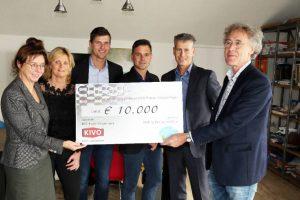 KIVO Plastic Verpakkingen schenkt 10.000