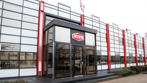 KIVO Plastic Verpakkingen kantoor