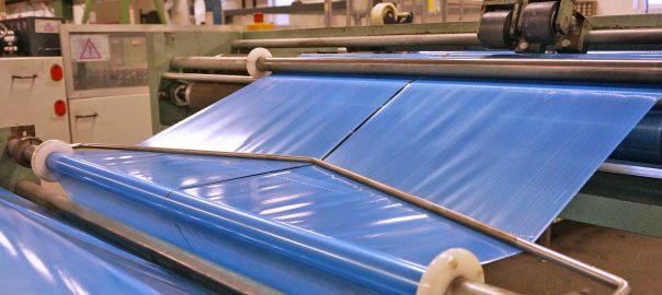 production covering foil