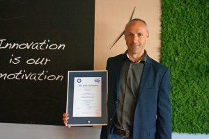 KIVO earns ISCC PLUS MBA certification
