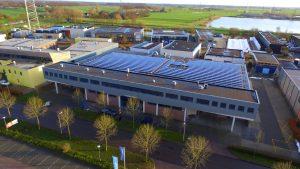 KIVO Plastic Verpakkingen Zwolle zonnepanelen