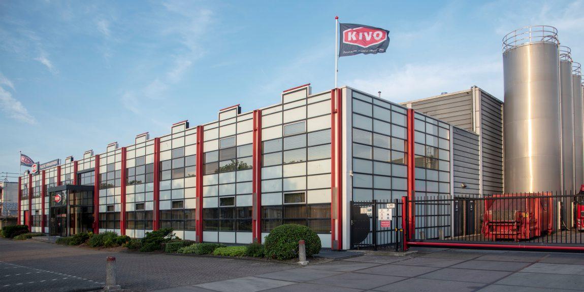 KIVO hoofdkantoor