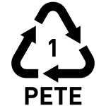 pet symbool