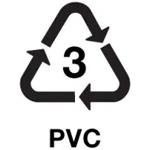 pvc symbool