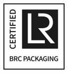BRC certificaat KIVO