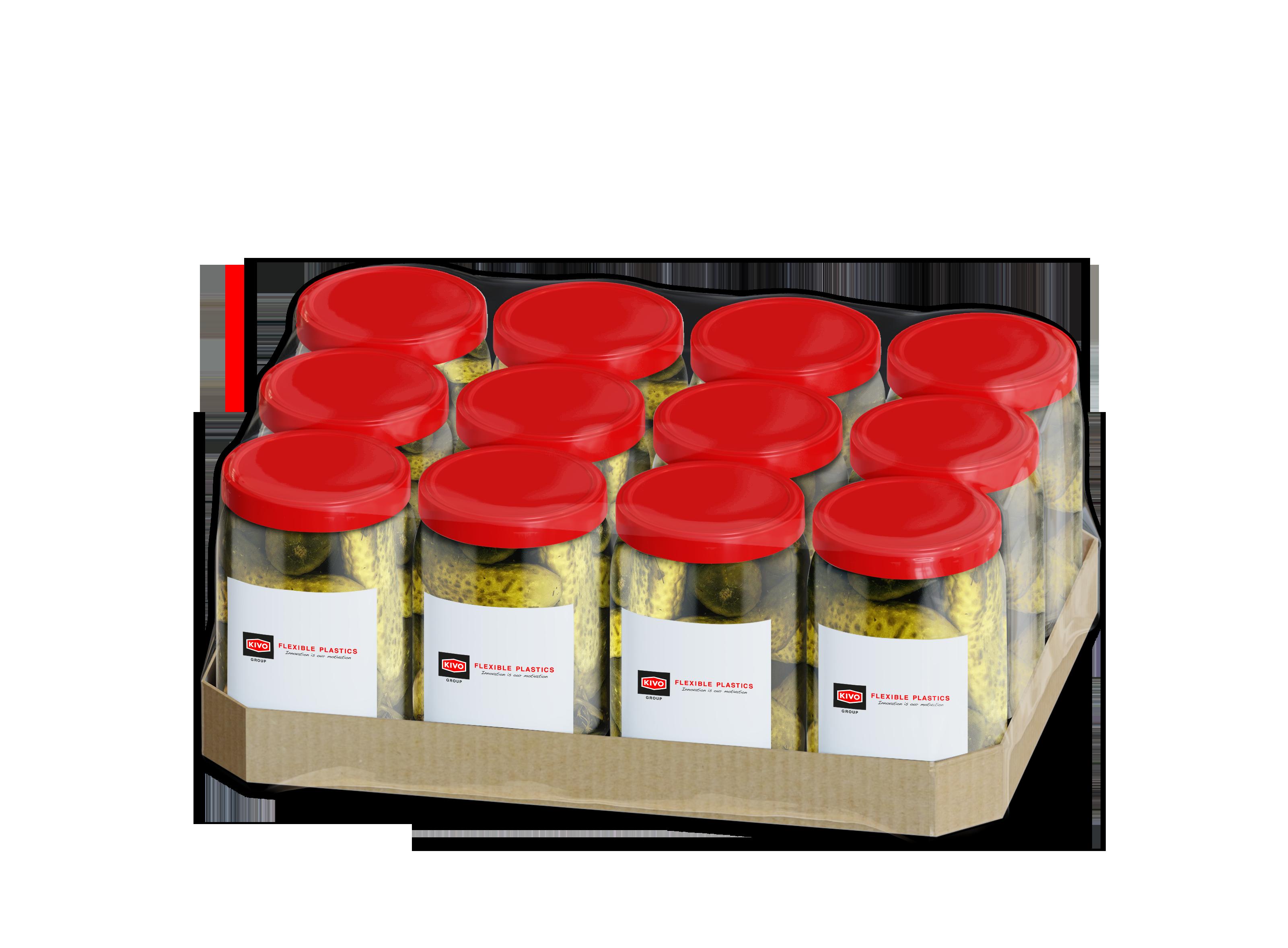 krimpfolie conserven
