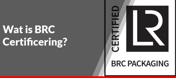 BRC Certificering