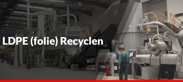 LDPE (folie) recyclen