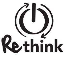 Rethink Plastics Logo