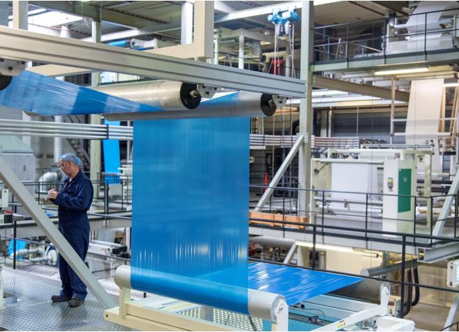 plastic fabrikant Groningen