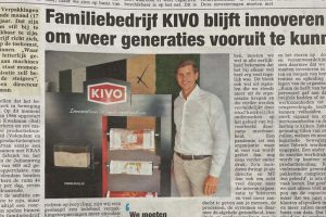 Robert Kwakman Interview NIVO